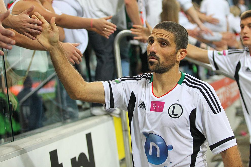 Legia Warszawa 1-2 Podbeskidzie Bielsko-Biała - fot. Piotr Galas (zdjęcie 93 z 94)