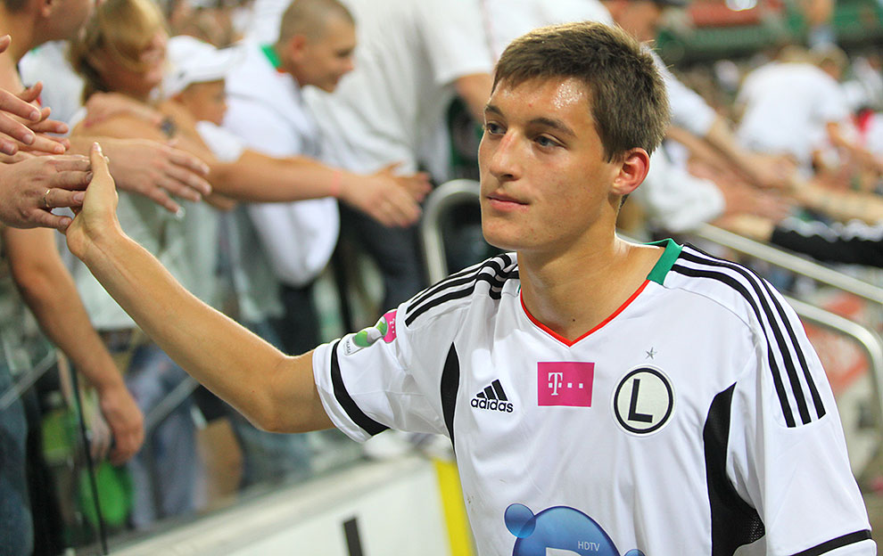 Legia Warszawa 1-2 Podbeskidzie Bielsko-Biała - fot. Piotr Galas (zdjęcie 94 z 94)