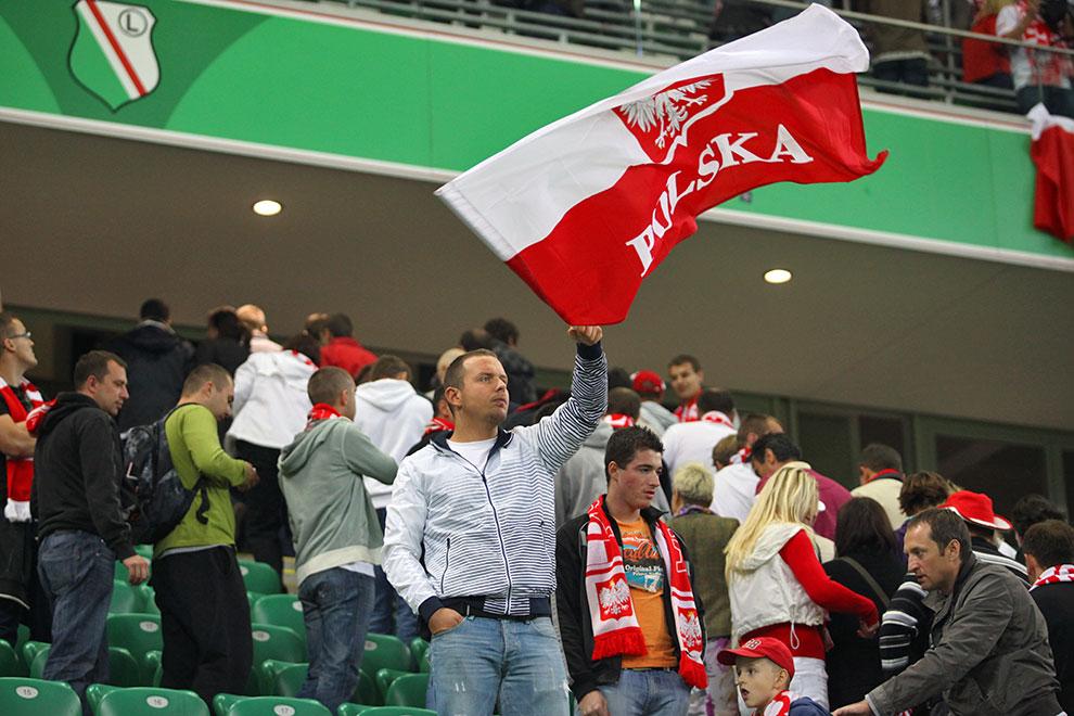 Polska 1-1 Meksyk - fot. Piotr Galas (zdjęcie 101 z 102)