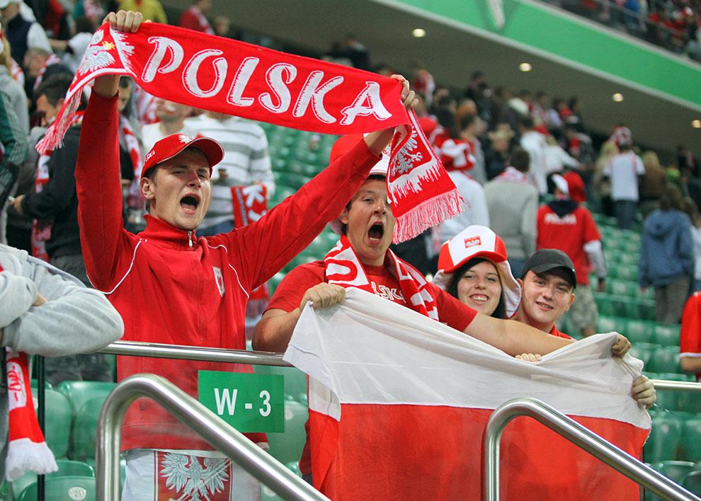 Polska 1-1 Meksyk - fot. Piotr Galas (zdjęcie 102 z 102)