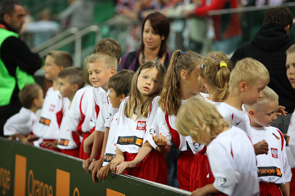 Polska 1-1 Meksyk - fot. Piotr Galas (zdjęcie 13 z 102)