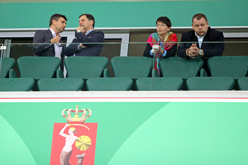 Polska 1-1 Meksyk - fot. Piotr Galas (zdjęcie 2 z 102)