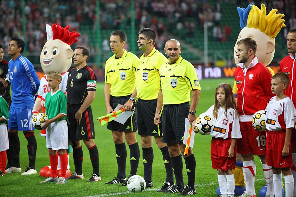 Polska 1-1 Meksyk - fot. Piotr Galas (zdjęcie 23 z 102)
