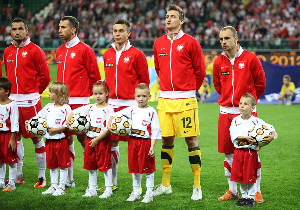 Polska 1-1 Meksyk - fot. Piotr Galas (zdjęcie 25 z 102)