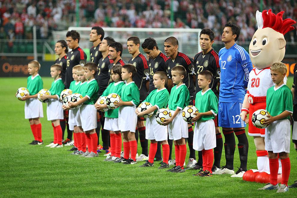 Polska 1-1 Meksyk - fot. Piotr Galas (zdjęcie 28 z 102)