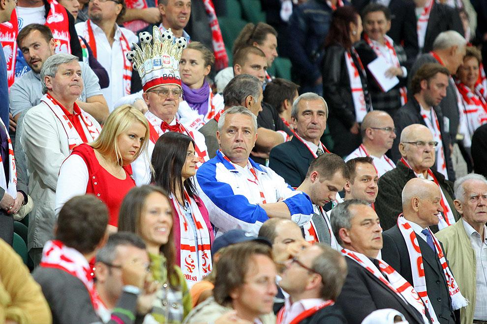 Polska 1-1 Meksyk - fot. Piotr Galas (zdjęcie 31 z 102)