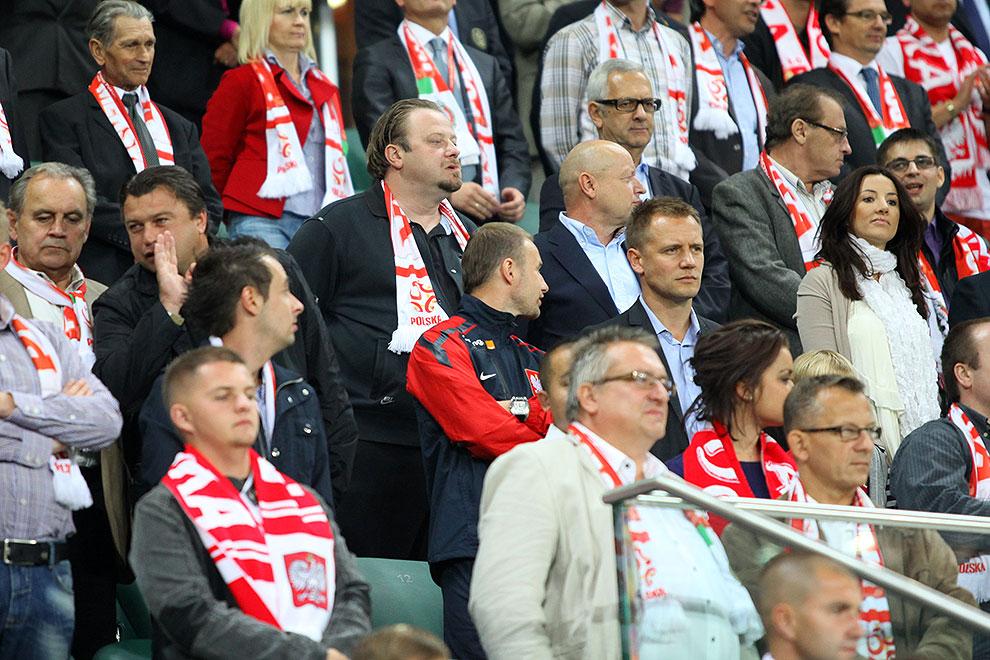 Polska 1-1 Meksyk - fot. Piotr Galas (zdjęcie 34 z 102)