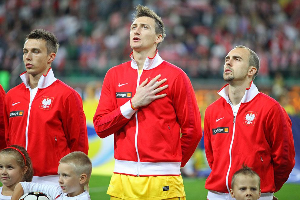 Polska 1-1 Meksyk - fot. Piotr Galas (zdjęcie 36 z 102)
