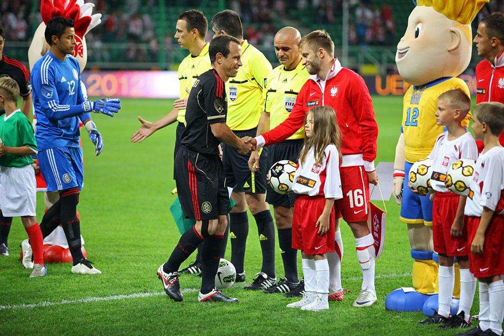 Polska 1-1 Meksyk - fot. Piotr Galas (zdjęcie 37 z 102)