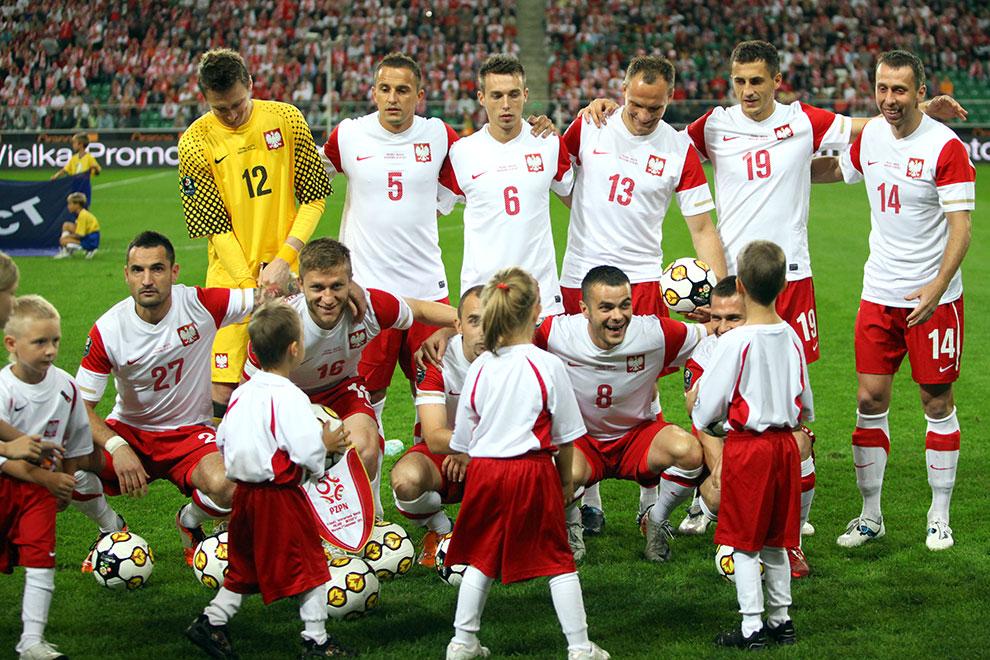 Polska 1-1 Meksyk - fot. Piotr Galas (zdjęcie 38 z 102)