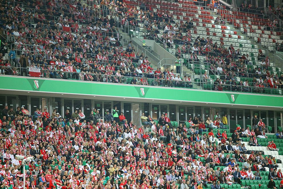 Polska 1-1 Meksyk - fot. Piotr Galas (zdjęcie 41 z 102)