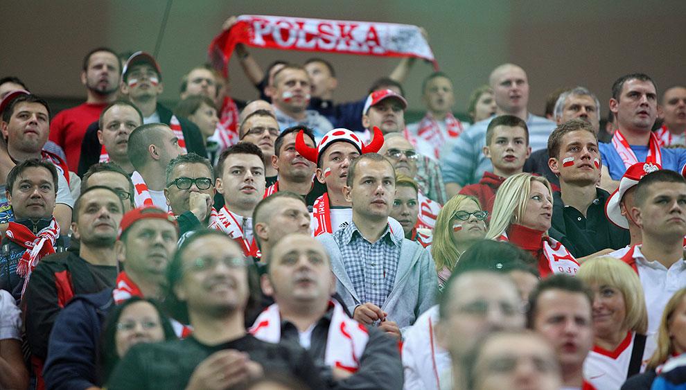 Polska 1-1 Meksyk - fot. Piotr Galas (zdjęcie 43 z 102)