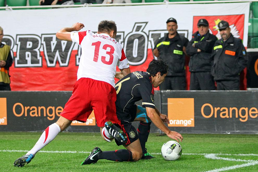Polska 1-1 Meksyk - fot. Piotr Galas (zdjęcie 44 z 102)