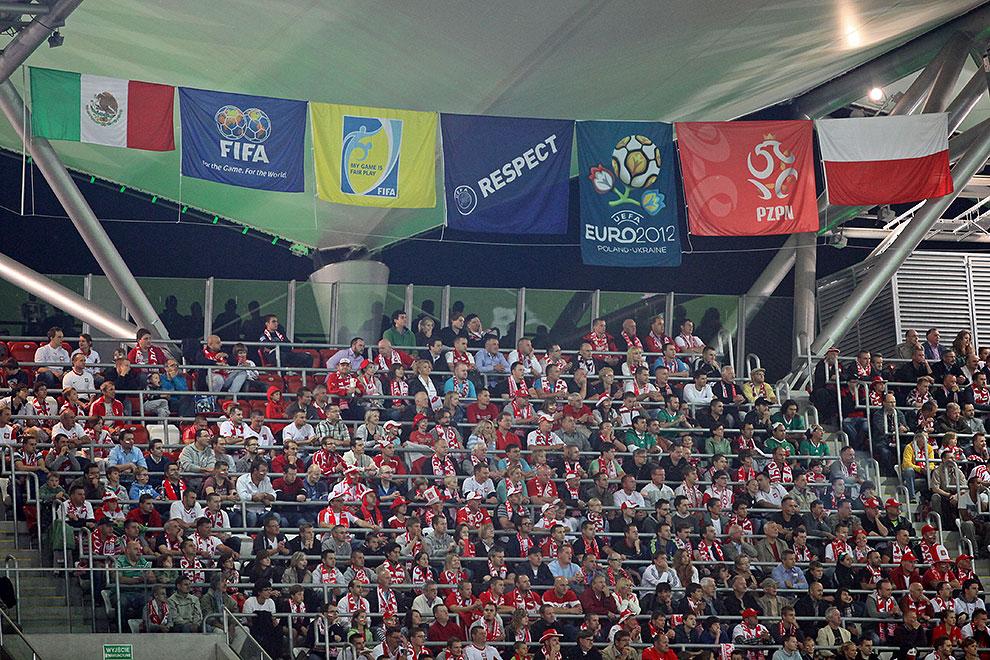 Polska 1-1 Meksyk - fot. Piotr Galas (zdjęcie 46 z 102)