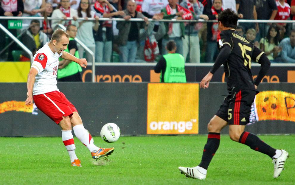 Polska 1-1 Meksyk - fot. Piotr Galas (zdjęcie 48 z 102)