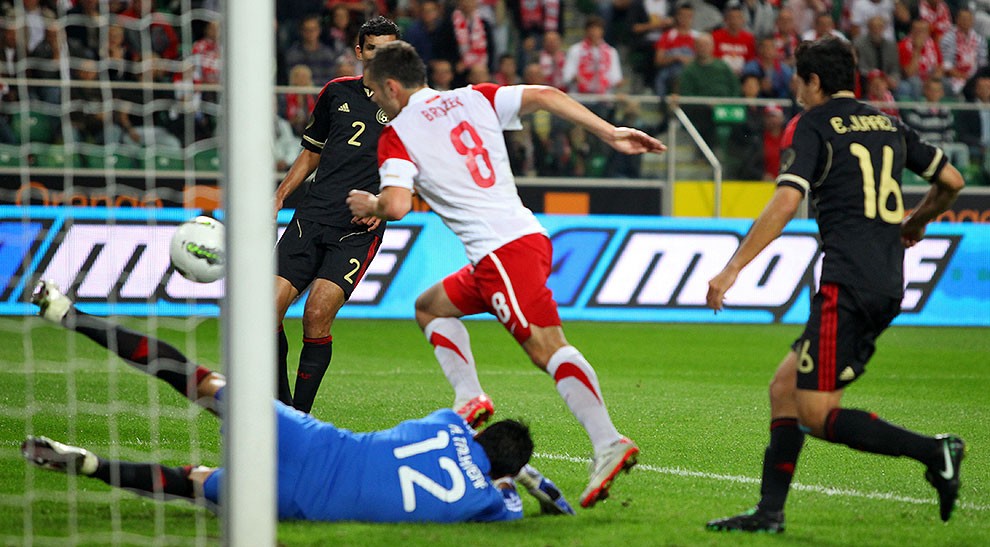 Polska 1-1 Meksyk - fot. Piotr Galas (zdjęcie 49 z 102)