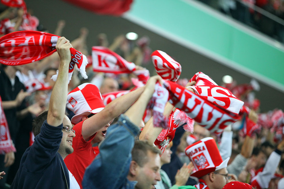 Polska 1-1 Meksyk - fot. Piotr Galas (zdjęcie 52 z 102)