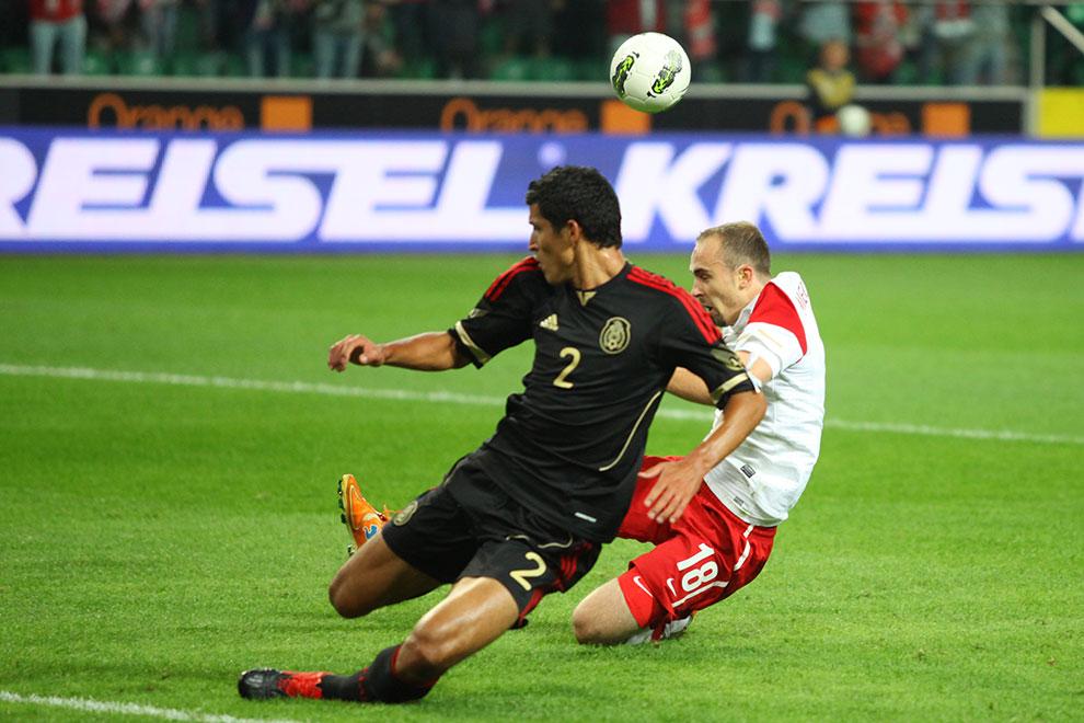 Polska 1-1 Meksyk - fot. Piotr Galas (zdjęcie 53 z 102)