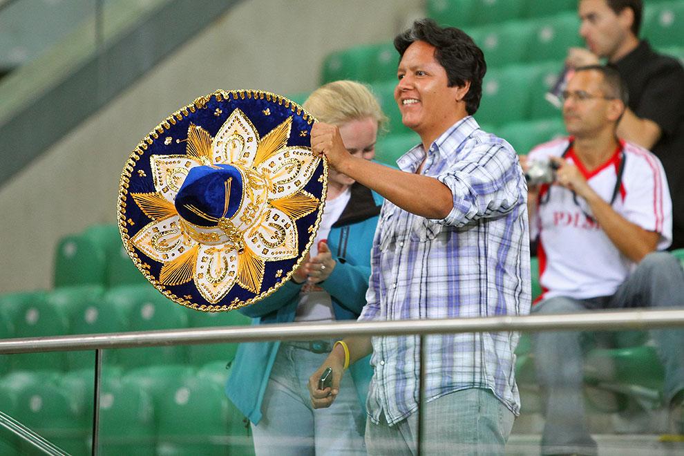 Polska 1-1 Meksyk - fot. Piotr Galas (zdjęcie 54 z 102)