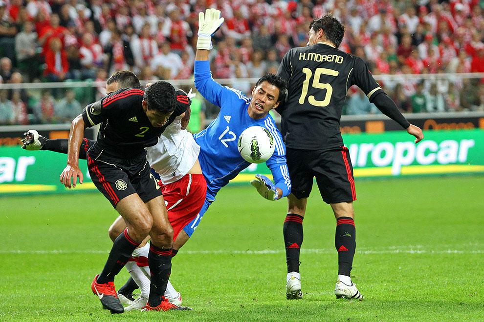 Polska 1-1 Meksyk - fot. Piotr Galas (zdjęcie 58 z 102)