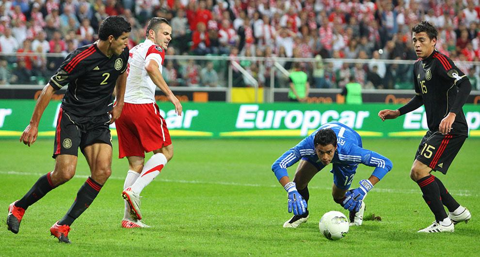Polska 1-1 Meksyk - fot. Piotr Galas (zdjęcie 59 z 102)