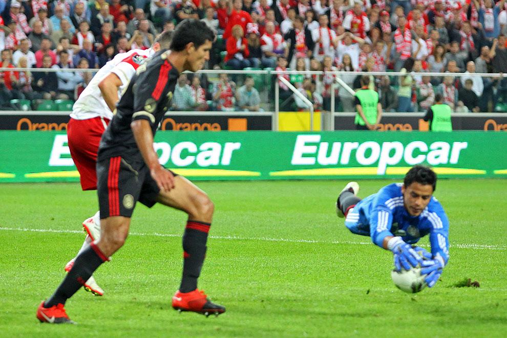 Polska 1-1 Meksyk - fot. Piotr Galas (zdjęcie 60 z 102)