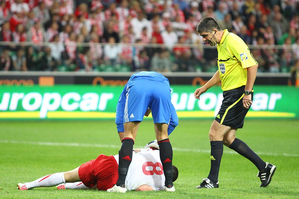Polska 1-1 Meksyk - fot. Piotr Galas (zdjęcie 61 z 102)