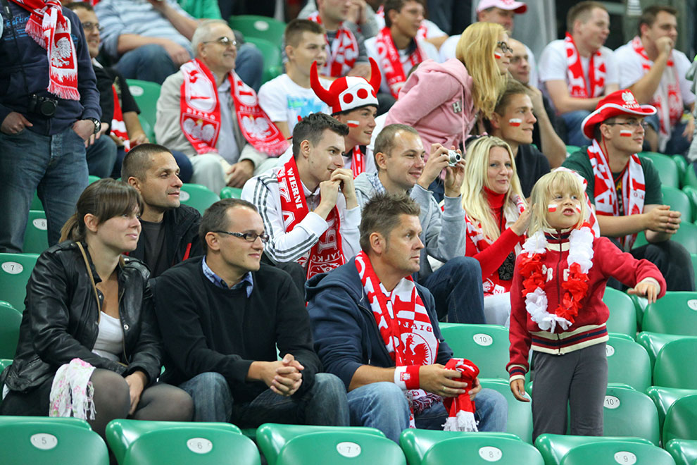 Polska 1-1 Meksyk - fot. Piotr Galas (zdjęcie 64 z 102)