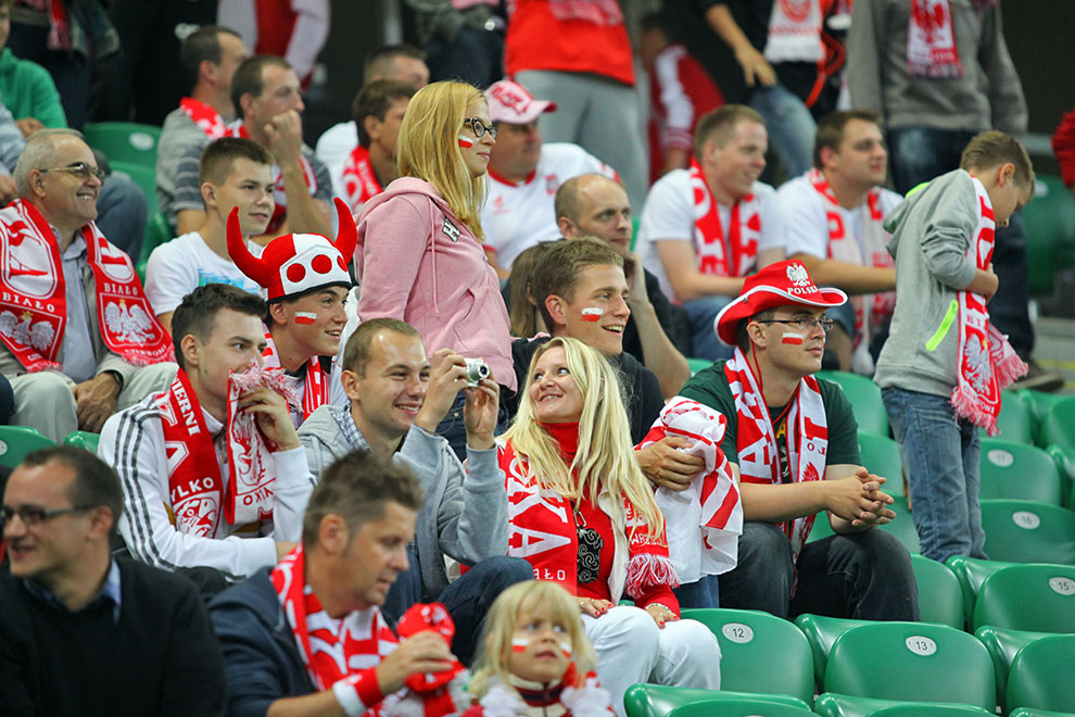 Polska 1-1 Meksyk - fot. Piotr Galas (zdjęcie 65 z 102)