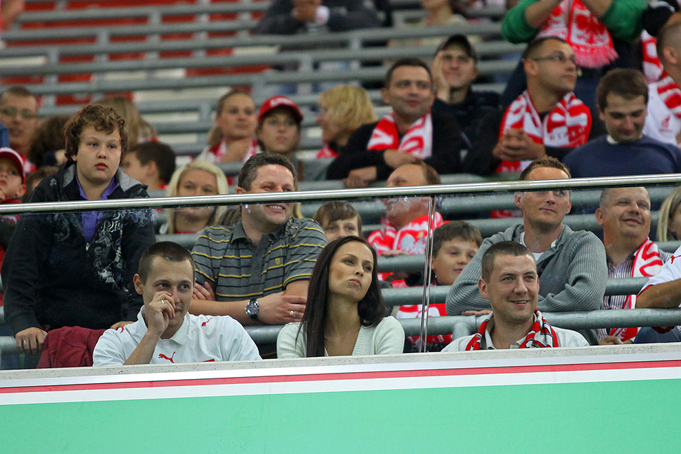 Polska 1-1 Meksyk - fot. Piotr Galas (zdjęcie 66 z 102)