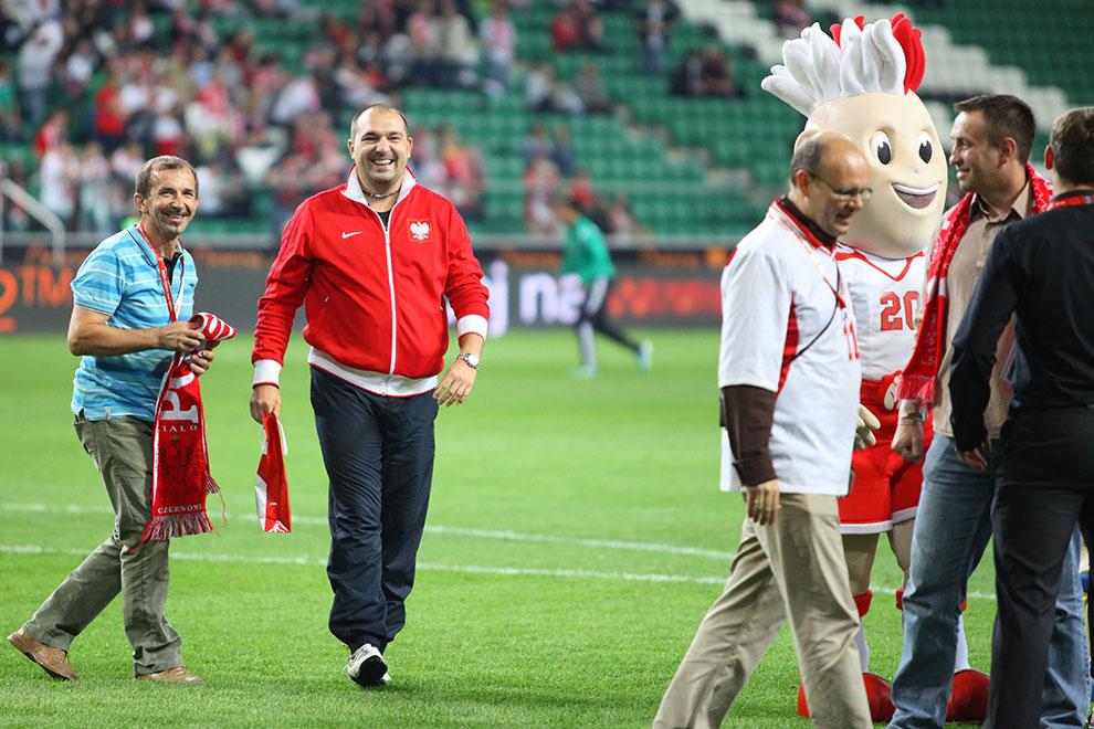 Polska 1-1 Meksyk - fot. Piotr Galas (zdjęcie 67 z 102)