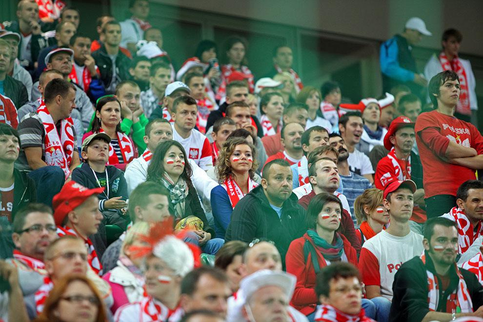 Polska 1-1 Meksyk - fot. Piotr Galas (zdjęcie 69 z 102)