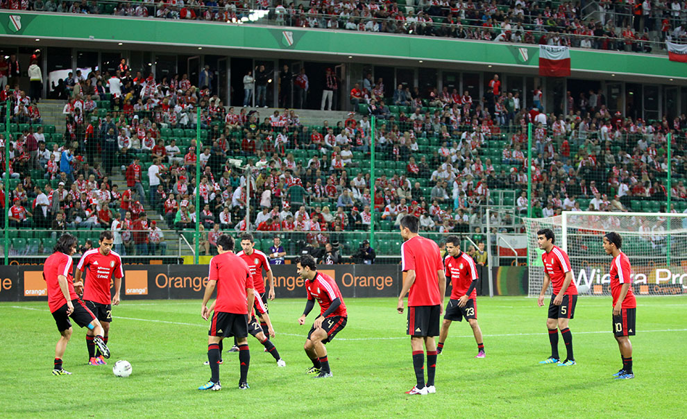 Polska 1-1 Meksyk - fot. Piotr Galas (zdjęcie 7 z 102)