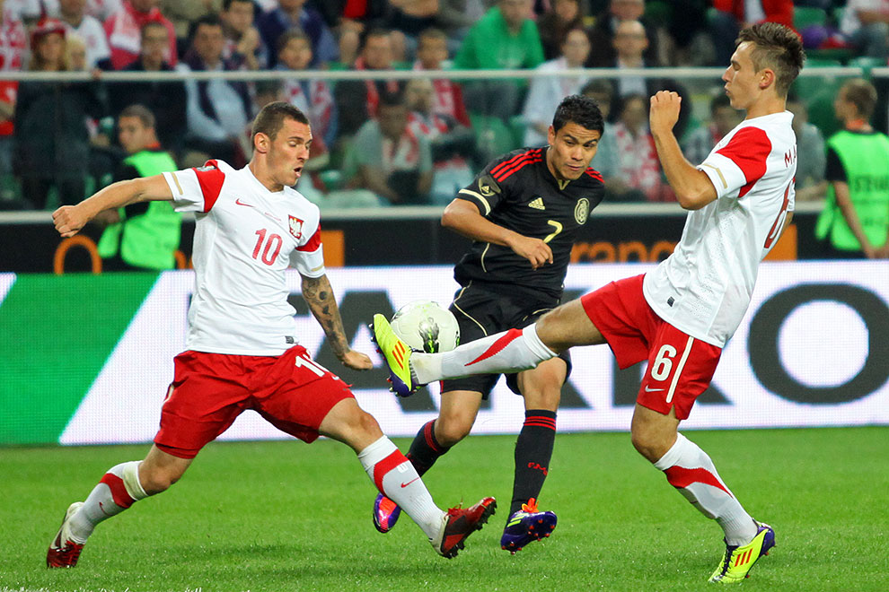 Polska 1-1 Meksyk - fot. Piotr Galas (zdjęcie 70 z 102)