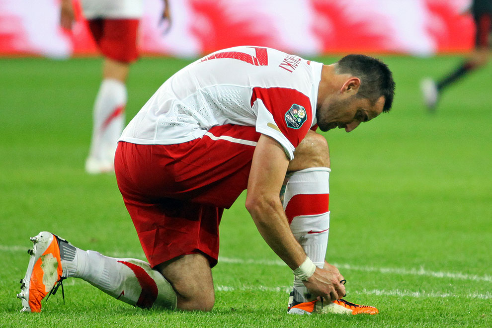 Polska 1-1 Meksyk - fot. Piotr Galas (zdjęcie 73 z 102)