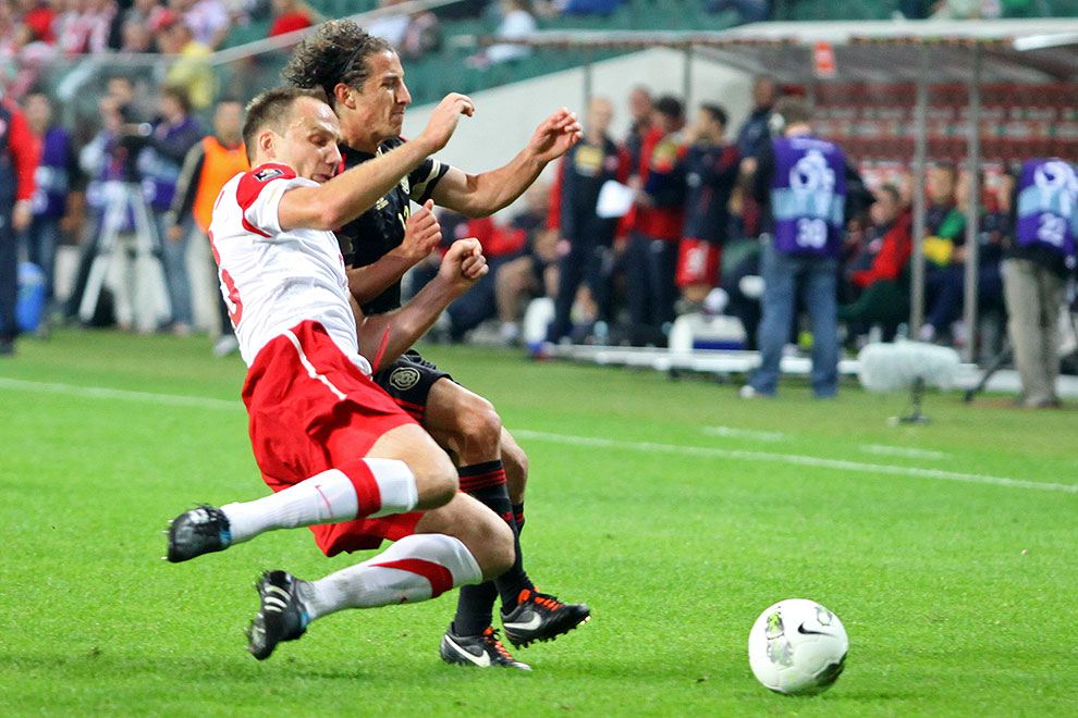 Polska 1-1 Meksyk - fot. Piotr Galas (zdjęcie 75 z 102)