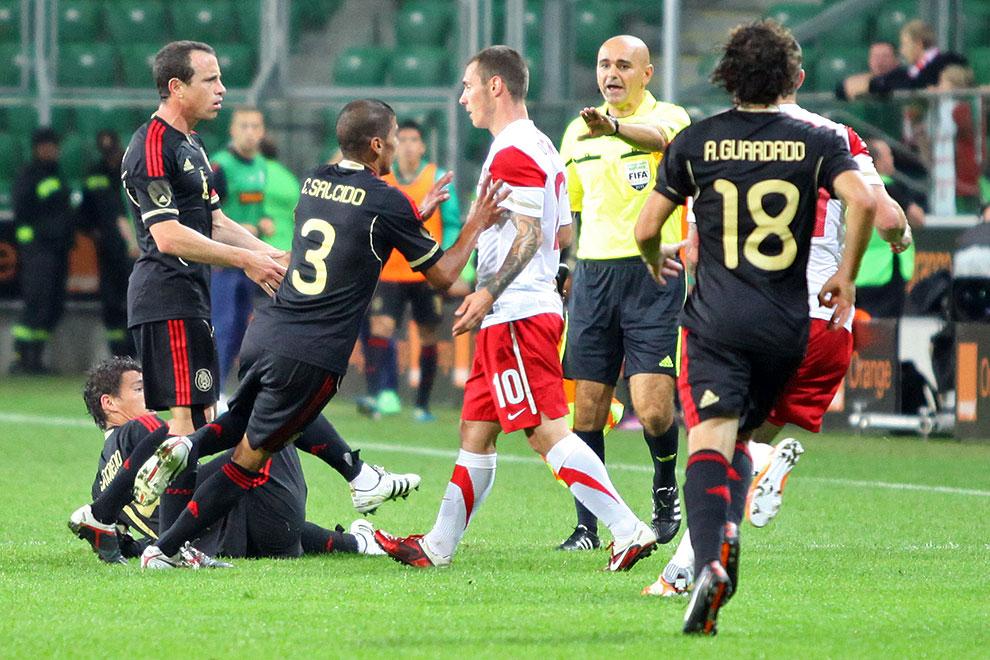 Polska 1-1 Meksyk - fot. Piotr Galas (zdjęcie 76 z 102)