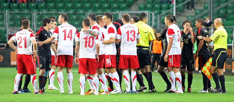 Polska 1-1 Meksyk - fot. Piotr Galas (zdjęcie 78 z 102)