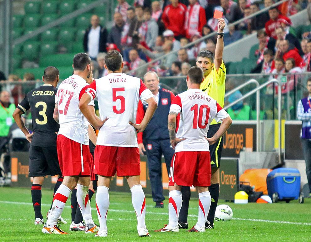 Polska 1-1 Meksyk - fot. Piotr Galas (zdjęcie 79 z 102)