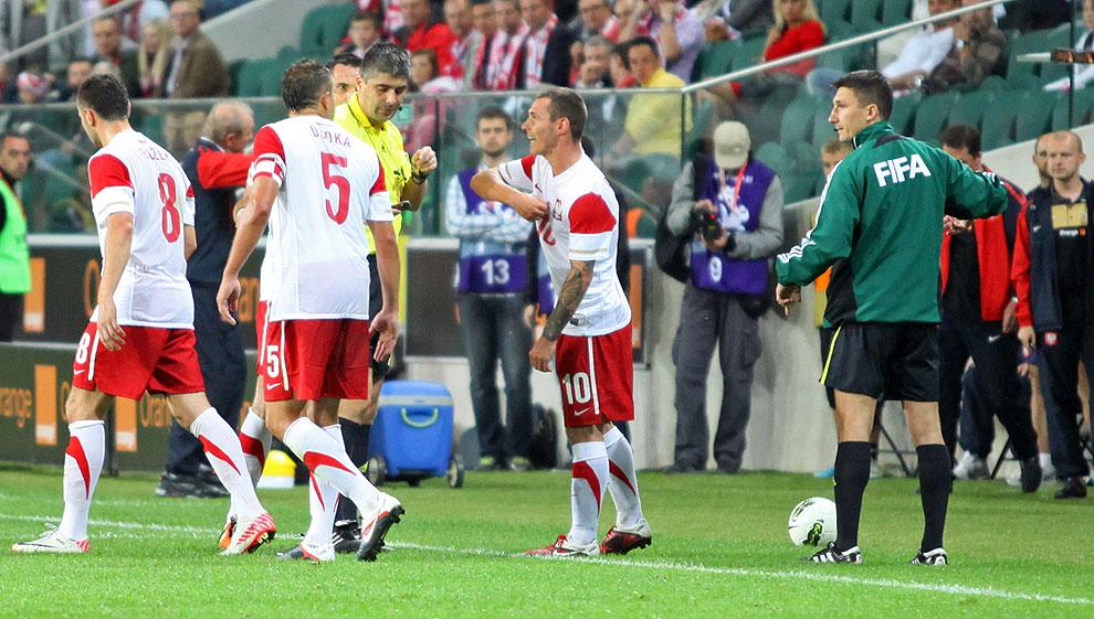 Polska 1-1 Meksyk - fot. Piotr Galas (zdjęcie 80 z 102)