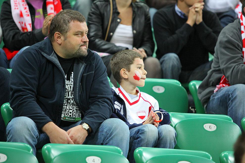 Polska 1-1 Meksyk - fot. Piotr Galas (zdjęcie 81 z 102)