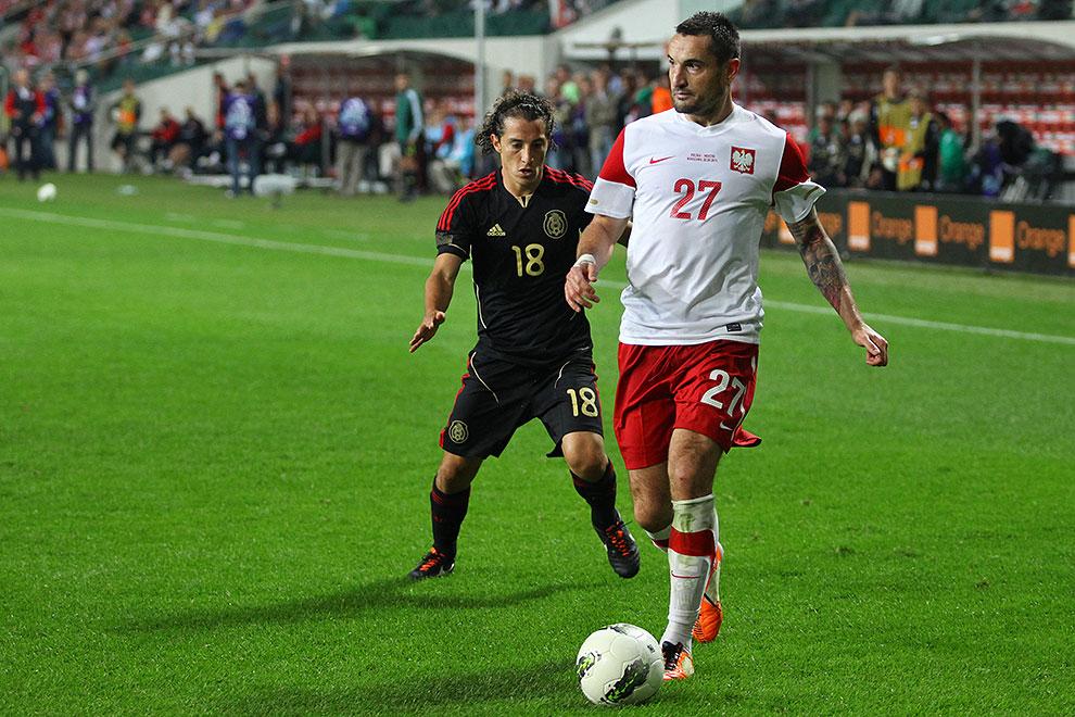 Polska 1-1 Meksyk - fot. Piotr Galas (zdjęcie 82 z 102)