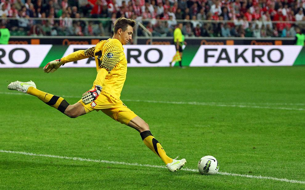 Polska 1-1 Meksyk - fot. Piotr Galas (zdjęcie 83 z 102)