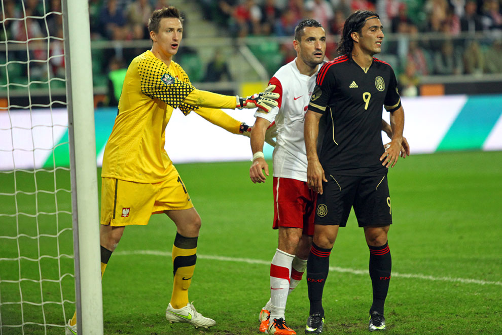 Polska 1-1 Meksyk - fot. Piotr Galas (zdjęcie 85 z 102)