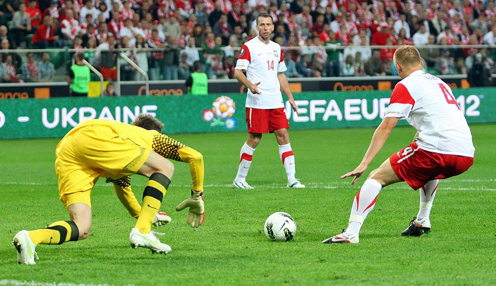 Polska 1-1 Meksyk - fot. Piotr Galas (zdjęcie 86 z 102)