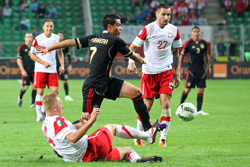 Polska 1-1 Meksyk - fot. Piotr Galas (zdjęcie 87 z 102)