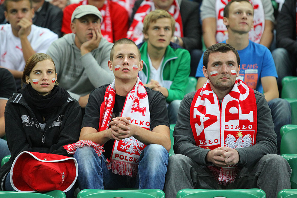 Polska 1-1 Meksyk - fot. Piotr Galas (zdjęcie 93 z 102)