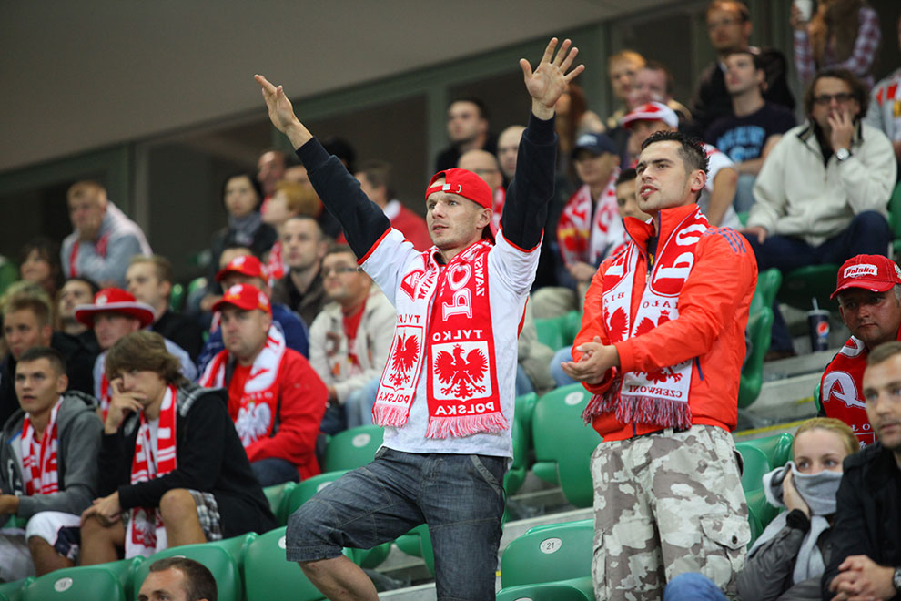 Polska 1-1 Meksyk - fot. Piotr Galas (zdjęcie 96 z 102)