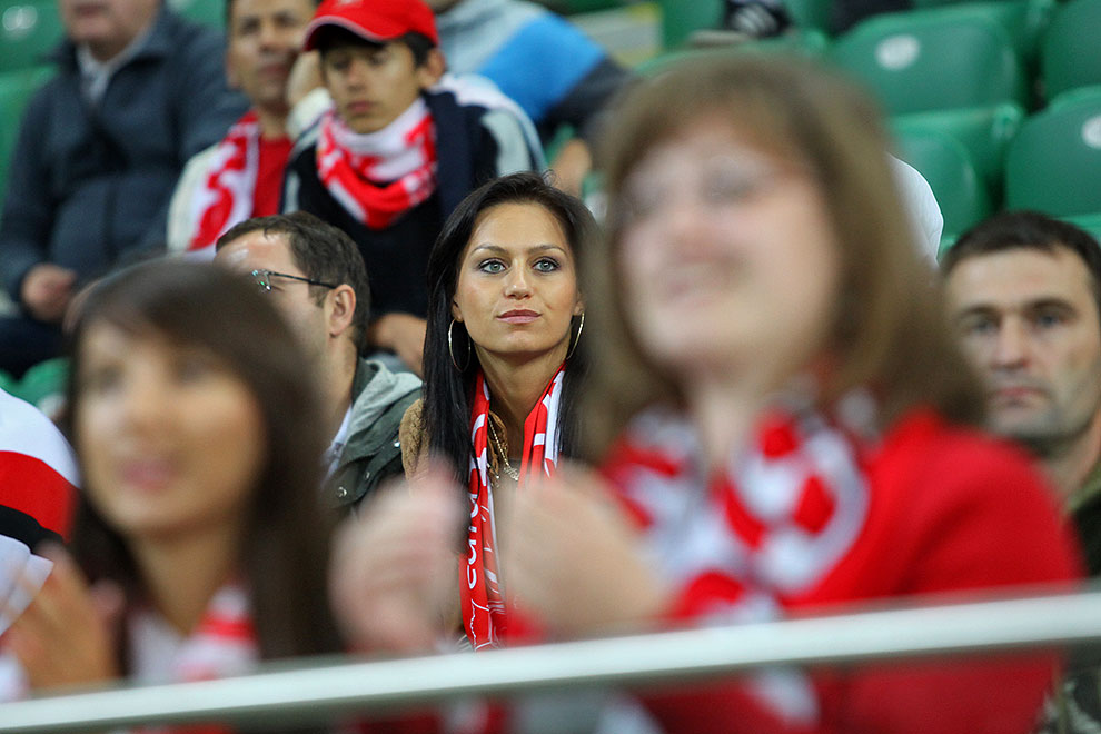 Polska 1-1 Meksyk - fot. Piotr Galas (zdjęcie 97 z 102)