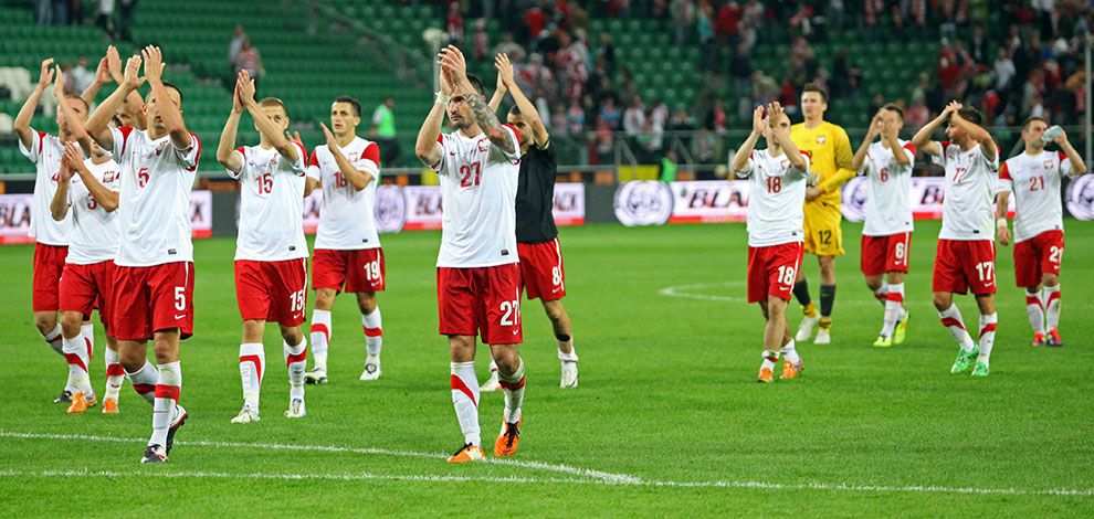 Polska 1-1 Meksyk - fot. Piotr Galas (zdjęcie 98 z 102)